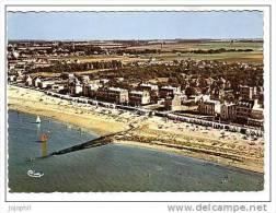 Saint Aubin Sur Mer - Vue Générale Aérienne - France