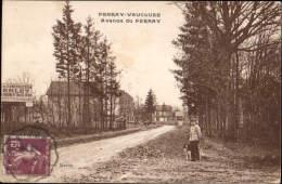 91. PERRAY-VAUCLUSE   Avenue Du Perray - Autres Communes
