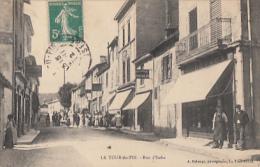LA TOUR DU PIN      RUE D ITALIE - La Tour-du-Pin