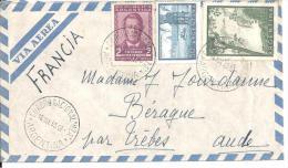 Lettre ARGENTINE - CUADRO NATIONAL Du 16 Mai 1952 - Argentine