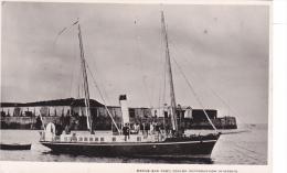Bateau Militaire Marine France Chaloupe A Vapeur La Fourmi 1897-1922  Rare  Marius Bar - Guerre