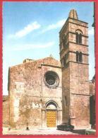 CARTOLINA NV ITALIA - TARQUINIA (VT)  - Chiesa Di San Pancrazio - 10 X 15 - PERFETTA - Italia