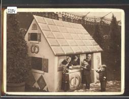 FORMAT 10x15 - CIRCUS KNIE 1937 - LILIPUTANER SHOW - B ( USURE AUX ANGLES ) - Altri