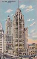 Illinois Chicago The Tribune Tower 1947 - Chicago