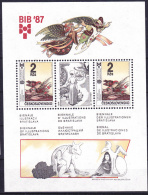 TSJECHOSLOWAKIJE - Michel - 1987 - BL 72 - MNH** - Blocchi & Foglietti