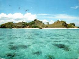 INDONESIE : BIDADARI  ISLAND - Indonesia