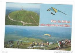 T CPM Le Puy De Dome, Vol Libre, Multivues - Unclassified
