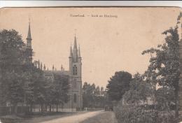 Gaverland, Kerk En Kruisweg (pk12483) - Beveren-Waas