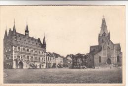 Geraardsbergen, Grammont, De Grote Markt (pk12498) - Geraardsbergen