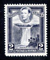 3102x)  Br. Guiana 1938 - SG# 309 ~ Sc#231b (12 1/2) *m - British Guiana (...-1966)
