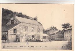 Gendron Celles, Café De La Gare (pk12503) - Houyet