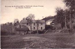 Environs De St HILAIRE La TREILLE - Le Moulin Treillard - Autres Communes