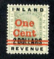 3111x)  Br. Guiana 1890 - SG# 208 ~ Sc#149  M* - British Guiana (...-1966)