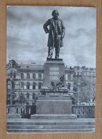 USSR Russia Leningrad Saint Petersburg  Monument  To Glinka 1957 - Monuments