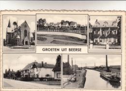 Groeten Uit Beerse, 5 Zichten (pk12539) - Beerse