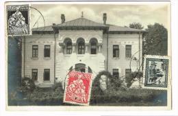 """Photo Carte """"Palatul Administrativ"""" - Rumania"""