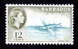 3167x)  Barbados 1959 - SG# 296a  Mnh** - Barbados (...-1966)