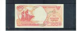 INDONESIEN , INDONESIA , 1992  ( 1993)  ,  100  Seratus Rupiah  , Pick # 127   ,   UNC - Indonesia
