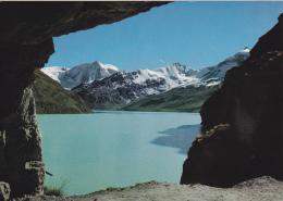 Lac De La Grande Dixence - Val D'Hérens -  Cp.10 X 15 - VS Valais