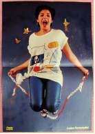 Kleines Musik-Poster  -  Luisa Fernandez   -  Von Pop Rocky Ca. 1982 - Plakate & Poster