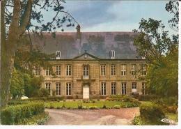 CPSM  Couleur : AUBIGNY-en-ARTOIS ( P. De C) : L´Abbaye - Aubigny En Artois