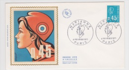 MARIANNE - 1971 - PARIS - 1970-1979
