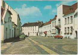 Thorn - Wijngaard: CITROËN 2CV, OPEL KADETT-B KIEMEN COUPÉ, RENAULT 4, VW - Auto/Car/Voiture - Limburg,Holland/Nederland - Turismo