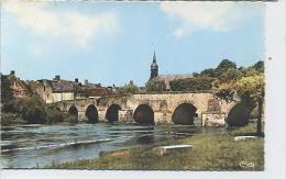 PONT De GENNES : Le Pont Romain - 27 Combier - France