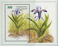 MD0803 Tadjikistan 1998 Alpine Flowers M MNH - Tajikistan