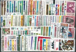 120 Verschiedene Briefmarken DDR - Mezclas (max 999 Sellos)