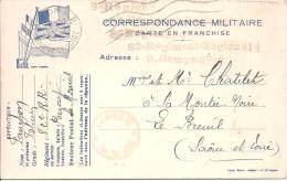 Carte F.M. DE 1939 - Marcofilia (sobres)