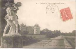 Château Du Lude - Hercule Et Antée - Frankreich