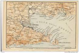 1898. SPEZIA - Mappe
