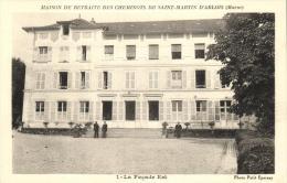 51 - Maison De Retraite Des Cheminots De Saint Martin D´ Ablois - 55552 - France