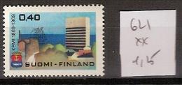 Finlande 621 ** Côte 1.25 € - Ungebraucht