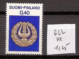 Finlande 622 ** Côte 1.25 € - Finnland