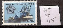 Finlande 618 ** Côte 1.25 € - Finnland