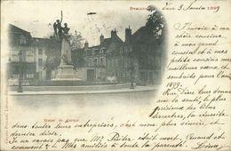 AK / CPA Beaune Statue De Carnot 1899 #01 - Beaune