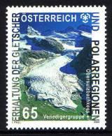 AUSTRIA/Österreich 2009 - IPY , Preserve The Polar Regions And Glaciers, 1v** - Preservare Le Regioni Polari E Ghiacciai