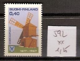 Finlande 592 ** Côte 1.25 € - Finnland