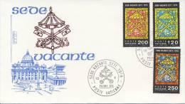 FDC Vaticaanstad 1978 - FDC