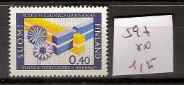 Finlande 597 ** Côte 1.25 € - Finnland