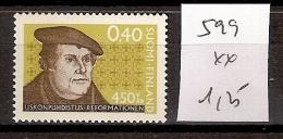 Finlande 599 ** Côte 1.25 € - Finnland