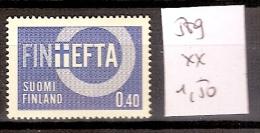 Finlande 589 ** Côte 1.50 € - Finnland