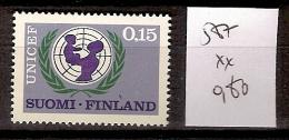 Finlande 587 ** Côte 0.80 € - Finnland