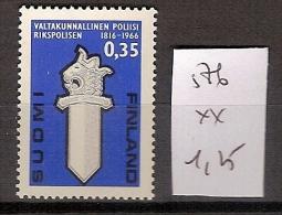 Finlande 586 ** Côte1.25 € - Finnland