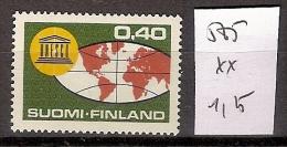 Finlande 585 ** Côte1.25 € - Finnland