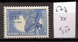Finlande 577 ** Côte 1.50 € - Ungebraucht