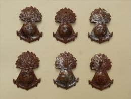 INSIGNE CASQUE ADRIAN 1915 INFANTERIE COLONIALE    #.7 - Headpieces, Headdresses