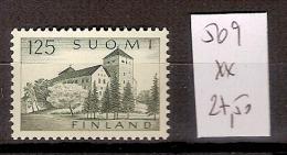 Finlande 509 ** Côte  27.50 € - Finnland